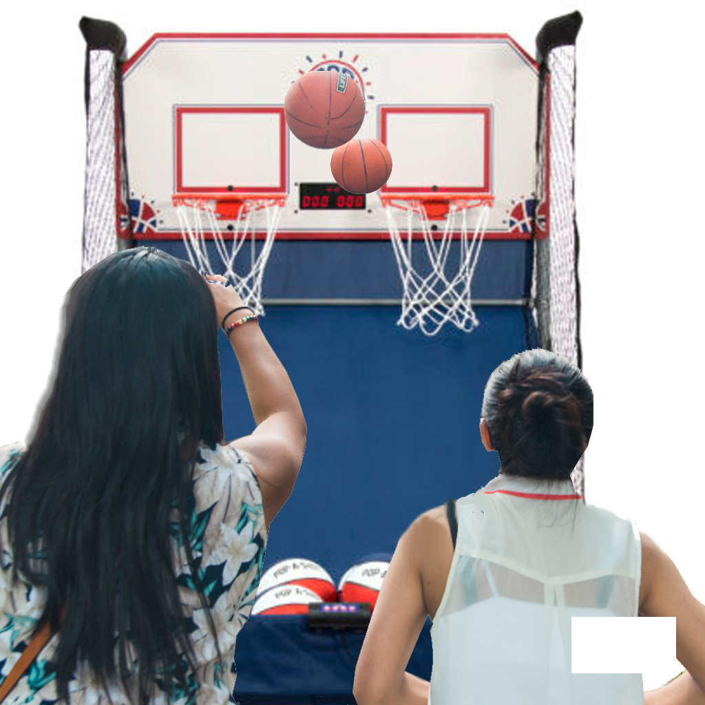 Pop-A-Shot Basketball Game