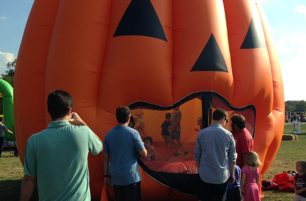 Best Halloween Inflatables and Games for 2017