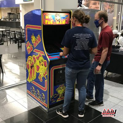 Rent Ms. Pacman Video Arcade