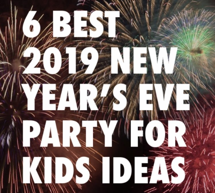 6 Best 2019 New Years Eve Party For Kids Ideas Record A Hit