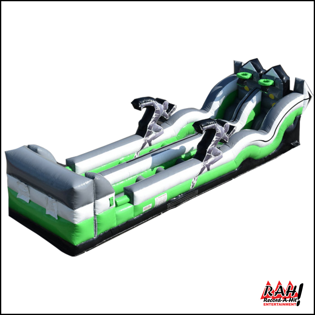 3-N-1 Bungee Challenge Inflatable Obstacle Race